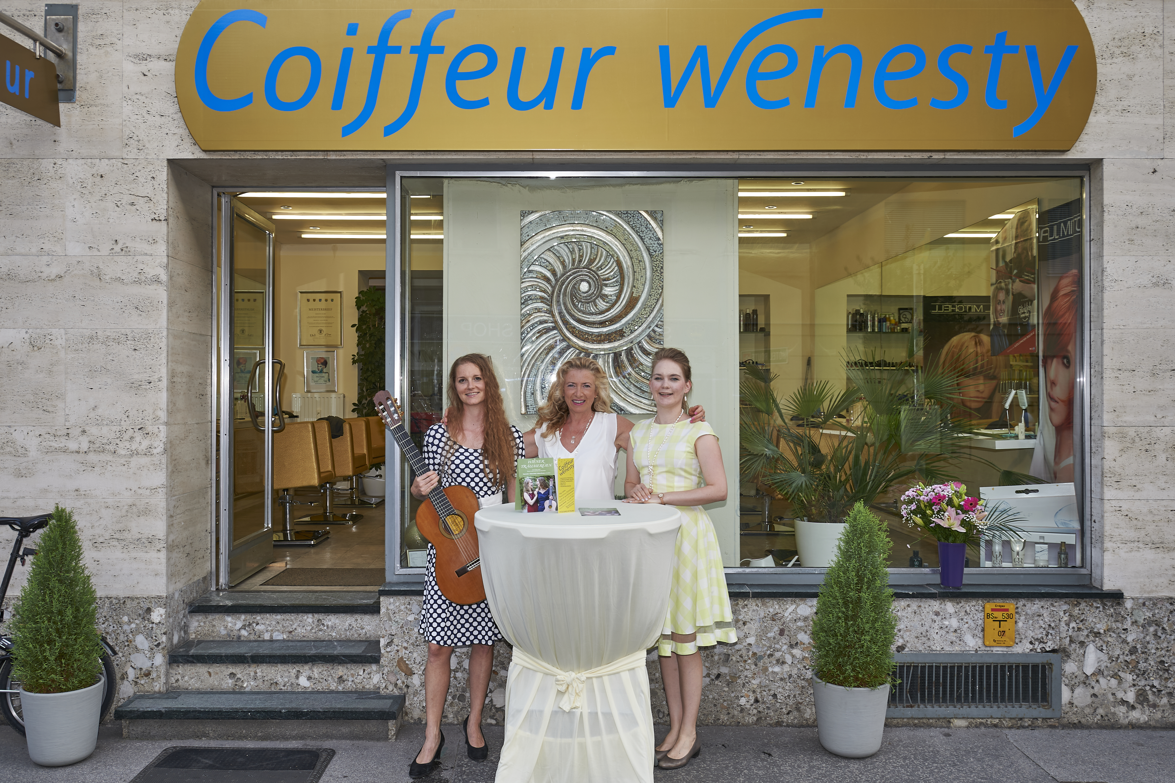 Aktuell – Coiffeur Wenesty
